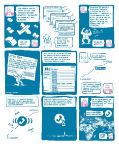 Uncharted Waters - Comic-Reportage, Seite 2