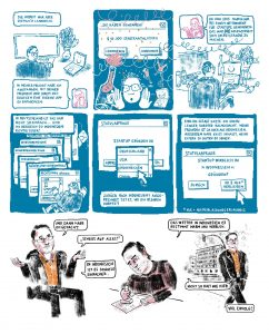 Uncharted Waters - Comic-Reportage, Seite 4