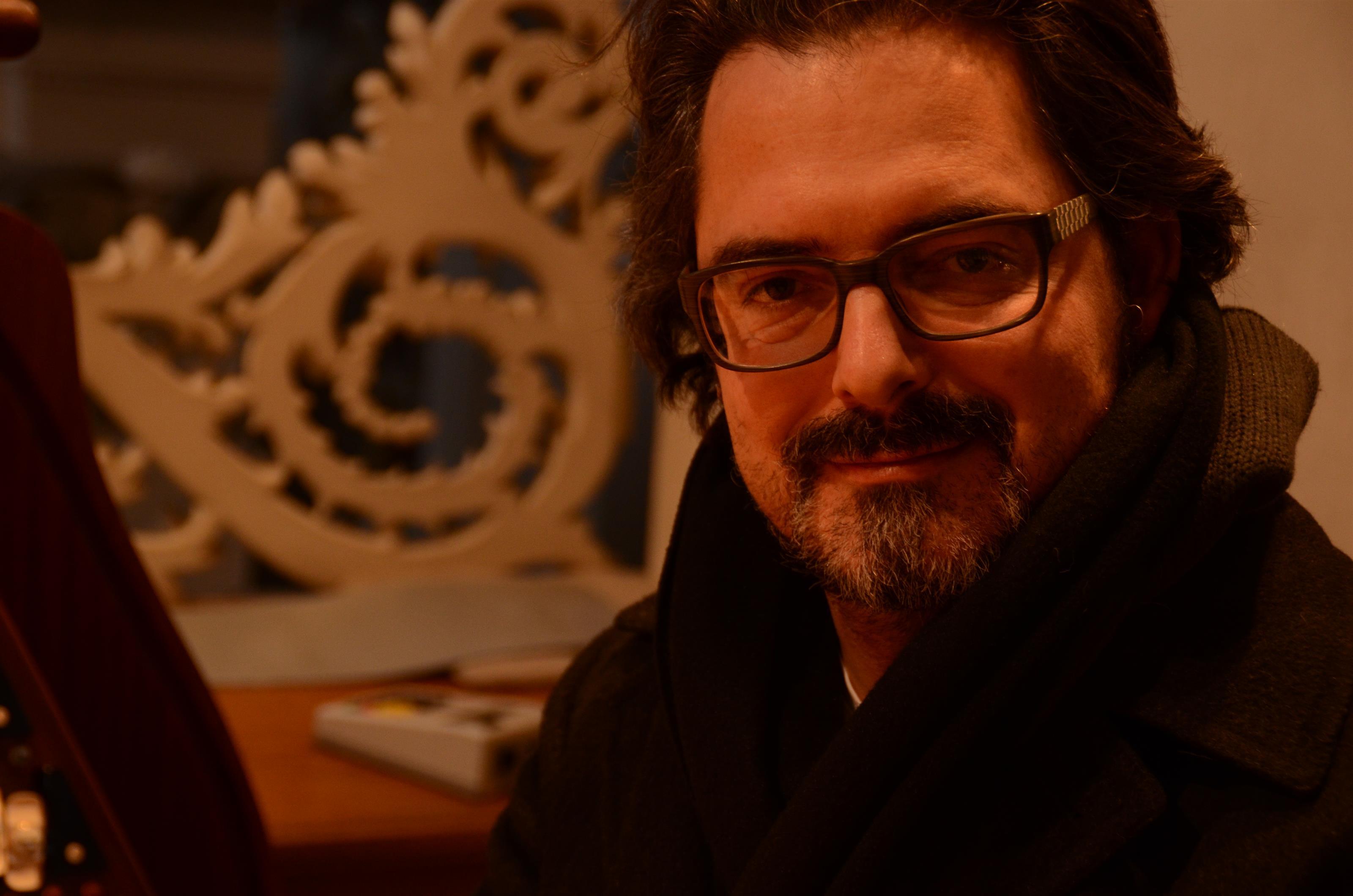 Musik im Blut: Domorganist Ludwig Ruckdeschel entstammt einer durch und durch musikalischen Familie.