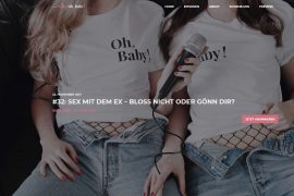 Screenshot von: Sexpodcast oh baby