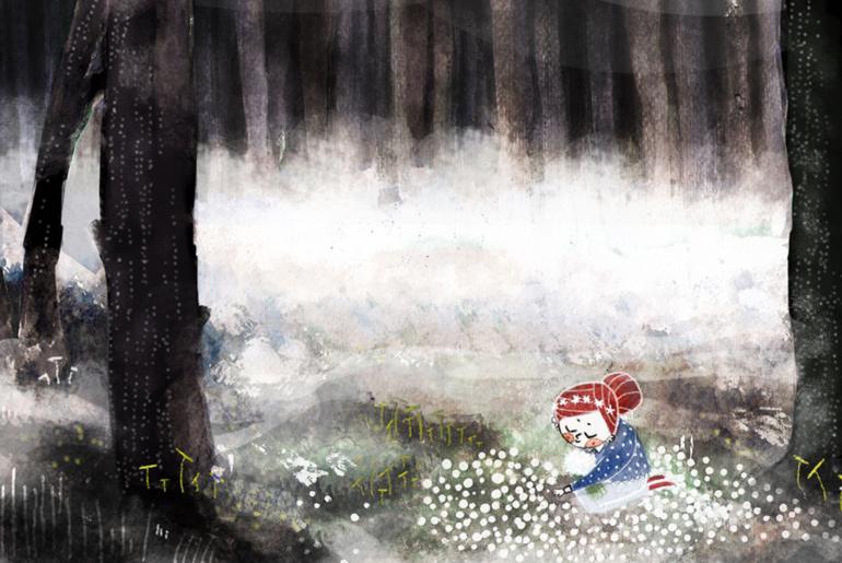 Illustration von Eva Lamberty