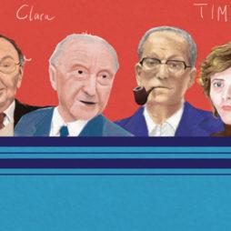 Meine Politikerfreunde-Cover
