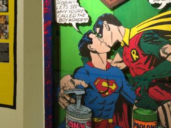 Superqueeros - Ausstellung