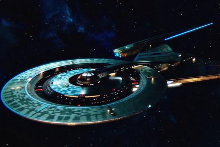 "Screenshot Star Trek: Discovery ""The Wolf Inside"" /"