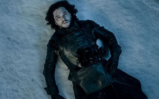 Jon Snow © HBO