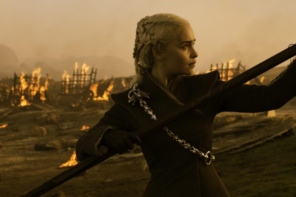 Daenerys Targaryen © HBO