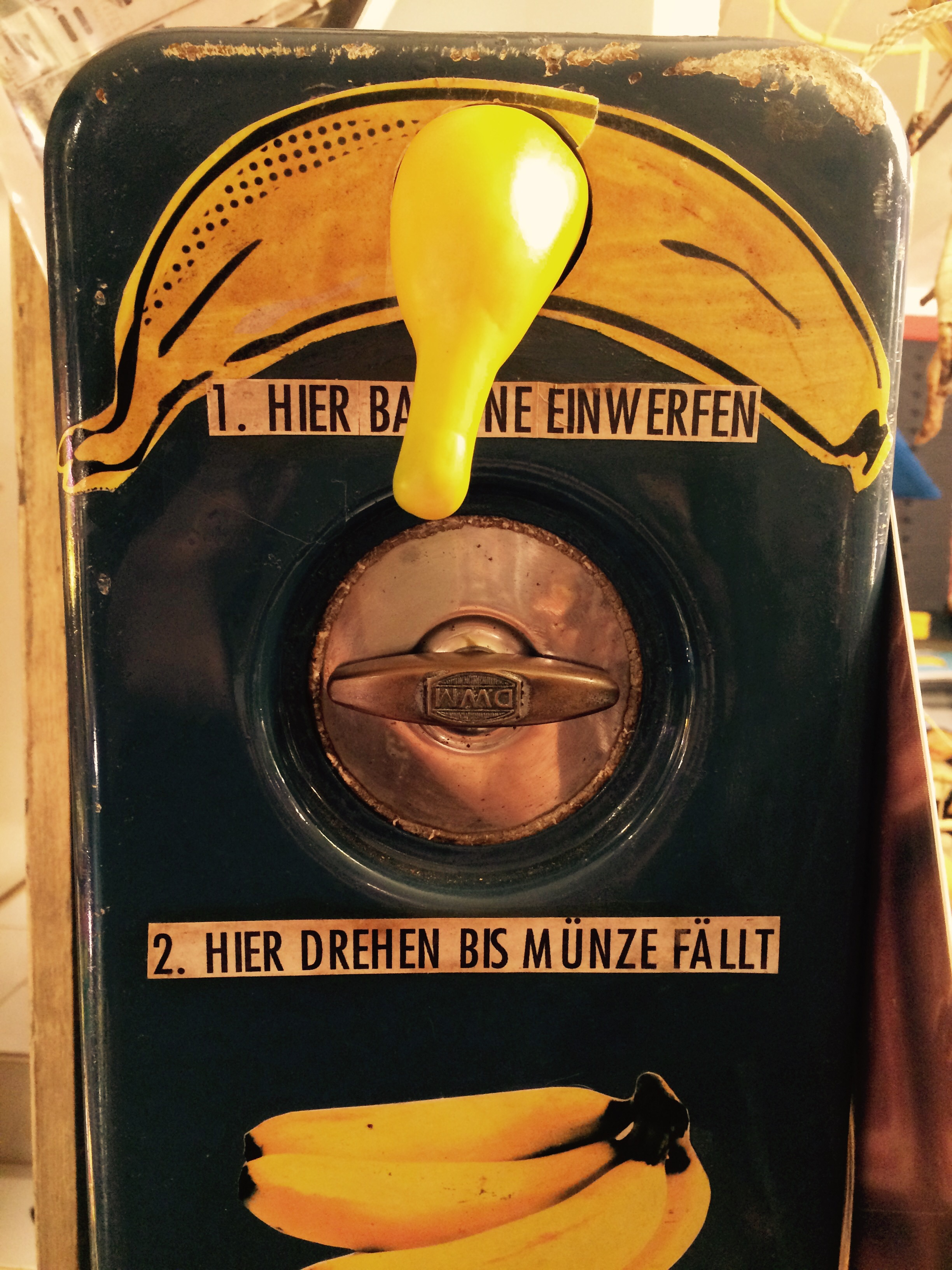 Bananenautomat