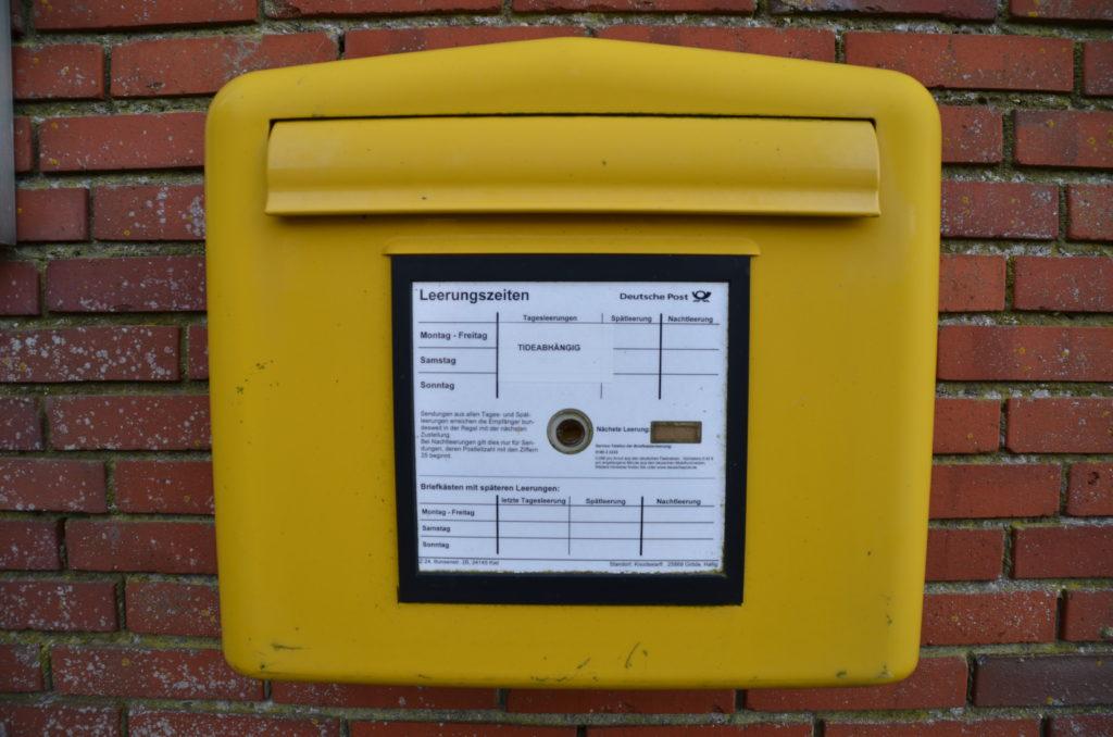 Briefkasten (Gröde)